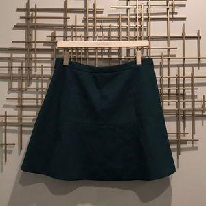 J Crew mini skirt - size 8